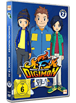 Digimon 04: Frontier Vol. 2 (3 DVDs)