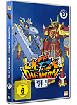 Digimon 04: Frontier Vol. 3 (3 DVDs)