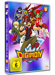 Digimon Data Squad Vol. 3 (3 DVDs)