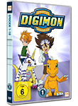 Digimon Digital Monsters Vol. 1 (3 DVDs)