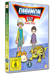 Digimon 02 Vol. 3 (3 DVDs)