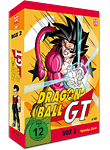 Dragonball GT Box 2 (4 DVDs)