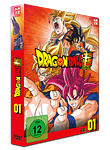 Dragonball Super - 1. Arc: Kampf der Götter (3 DVDs)