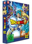 Dragonball Super - 2. Arc: Goldener Freezer (3 DVDs)