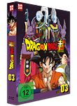 Dragonball Super - 3. Arc: Das 6. Universum (3 DVDs)