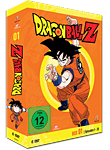 Dragonball Z Box 01 (6 DVDs) (Anime DVD)