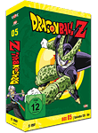 Dragonball Z Box 05 (5 DVDs) (Anime DVD)