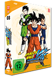 Dragonball Z Kai Box 08 (4 DVDs)