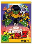 Dragonball Z - Movies 1-4 (Relaunch, 2 DVDs)