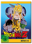 Dragonball Z - Movies 5-8 (Relaunch, 2 DVDs)