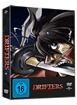 Drifters: Battle in a Brand-new World War - Collector's Edition (2 DVDs)