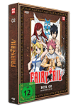 Fairy Tail: Die TV-Serie - Box 02 (4 DVDs)