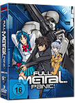 Full Metal Panic! - Box 1 (3 DVDs)