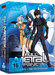 Full Metal Panic! Fumoffu & The Second Raid (6 DVDs)
