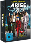 Ghost in the Shell Arise - Komplettbox (3 DVDs)