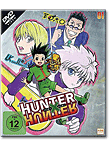 Hunter x Hunter Vol. 01 (2 DVDs)