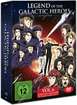 Legend of the Galactic Heroes: Die neue These Vol. 6 - Limited Edition (inkl. Schuber)