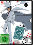 Magic Kaito: Kid the Phantom Thief Vol. 4 (Anime DVD)