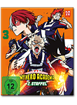 My Hero Academia: 2. Staffel Vol. 3