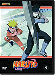 Naruto Vol. 05 (Anime DVD)