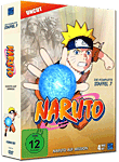 Naruto: Staffel 7 Box - Naruto auf Mission (4 DVDs)
