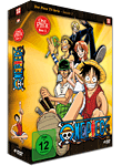 One Piece: Die TV-Serie - Box 01 (6 DVDs)