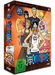 One Piece: Die TV-Serie - Box 10 (6 DVDs)