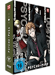 Psycho-Pass Vol. 3 (2 DVDs)