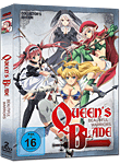 Queen's Blade: Beautiful Warriors - Collector's Edition (2 DVDs)