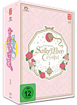 Sailor Moon Crystal Vol. 1 - Limited Edition (2 DVDs, inkl. Schuber)
