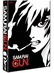 Samurai Gun Complete Collection (4 DVDs)