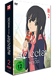 Selector Infected WIXOSS Vol. 2 (2 DVDs)