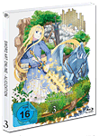 Sword Art Online: Alicization Vol. 3 (2 DVDs)