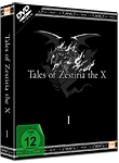 Tales of Zestiria the X: Staffel 1 - Limited Edition (3 DVDs)