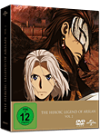 The Heroic Legend of Arslan Vol. 2 - Limited Premium Edition (2 DVDs)