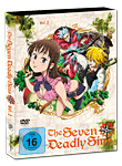 The Seven Deadly Sins Vol. 2 (2 DVDs)