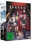Trinity Seven - Gesamtedition (3 DVDs)