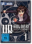 UQ Holder! Vol. 1 (2 DVDs)