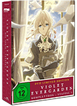 Violet Evergarden: Staffel 1 - Komplettbox (4 DVDs)