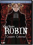 Witch Hunter Robin - Complete Collection (6 DVDs) (Anime DVD)