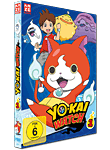 Yo-Kai Watch - Box 1 (2 DVDs) (Anime DVD)
