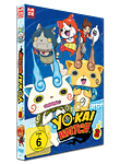 Yo-Kai Watch - Box 2 (2 DVDs) (Anime DVD)