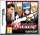 Ace Attorney: Apollo Justice -US-