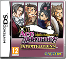 Ace Attorney Investigations: Miles Edgeworth -US-