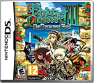Etrian Odyssey 3: The Drowned City -US-
