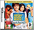 High School Musical 2: Work this out! (Nintendo DS)