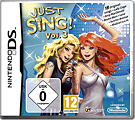 Just Sing! Vol. 3 (Nintendo DS)