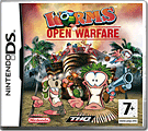 Worms: Open Warfare