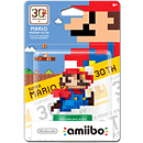amiibo 30th Super Mario Bros.: Mario Modern Colours