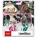 amiibo Splatoon: Pearl & Marina Double Pack